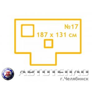 Автоодеяло Автотепло №17 для КАМАЗ все модели